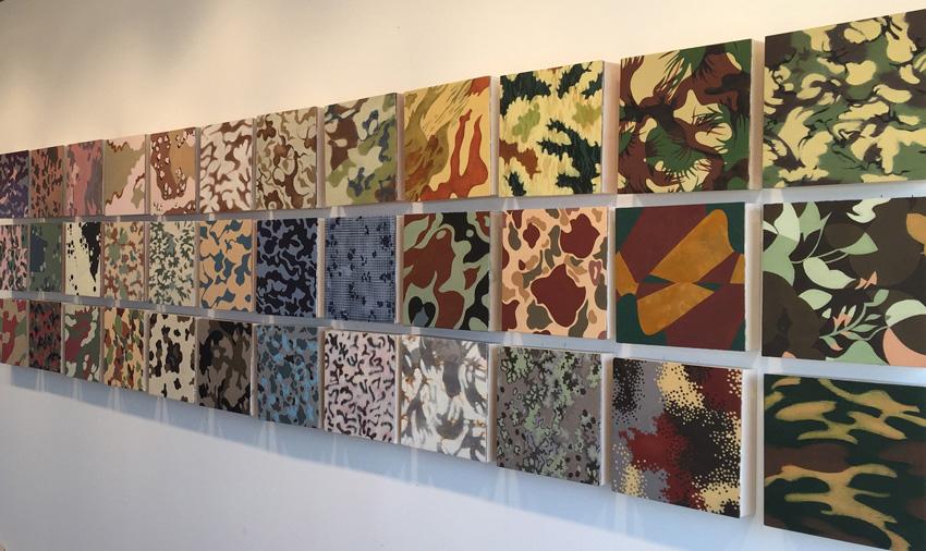 Uniform Language by Stephanie Peek, Roll Up Project