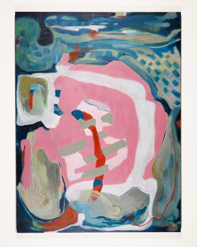 Rulin Ma, Shifting Anatomy, 2020